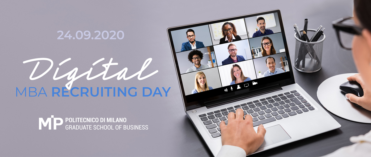 Digital MBA Recruiting Day
